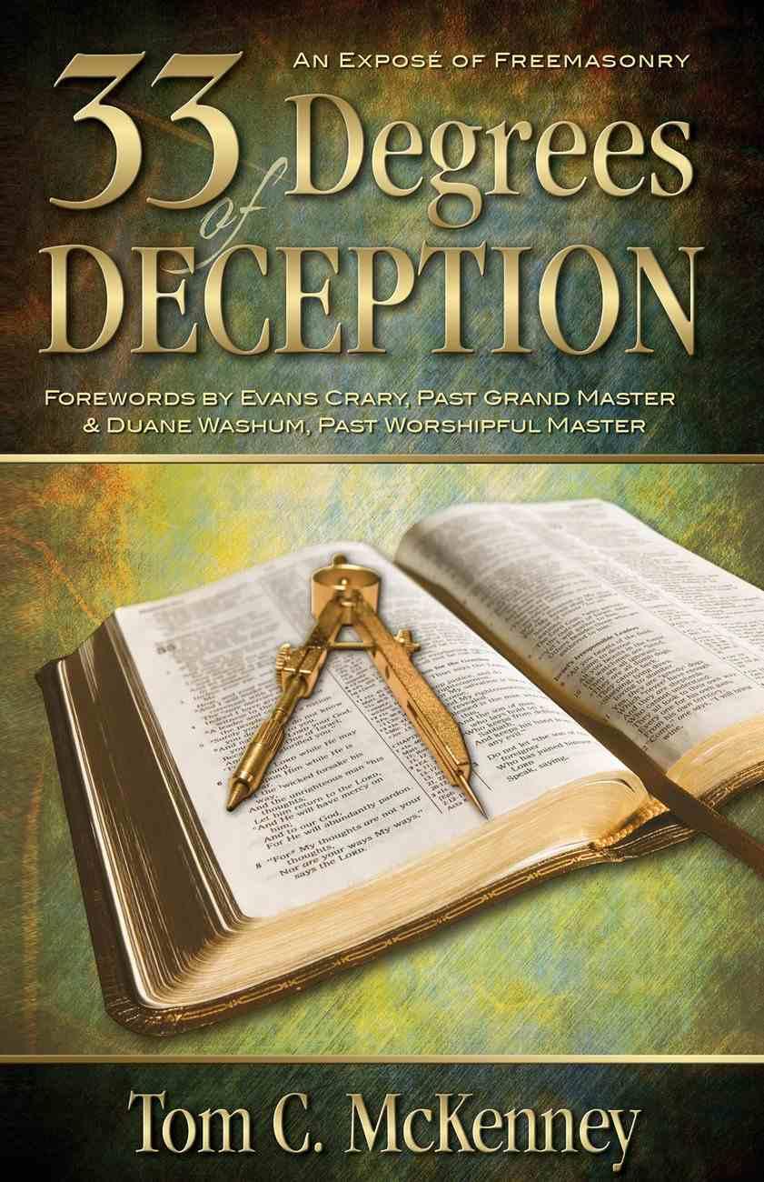 33 Degrees of Deception eBook
