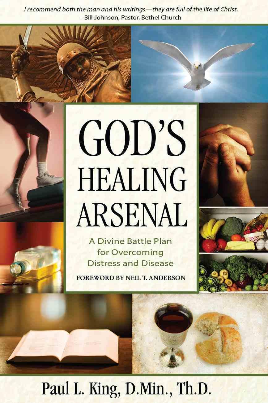 God's Healing Arsenal eBook