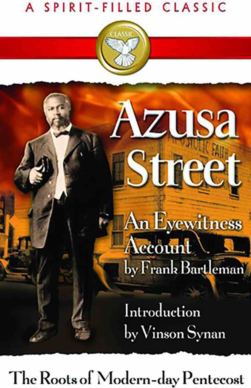 Azusa Street eBook