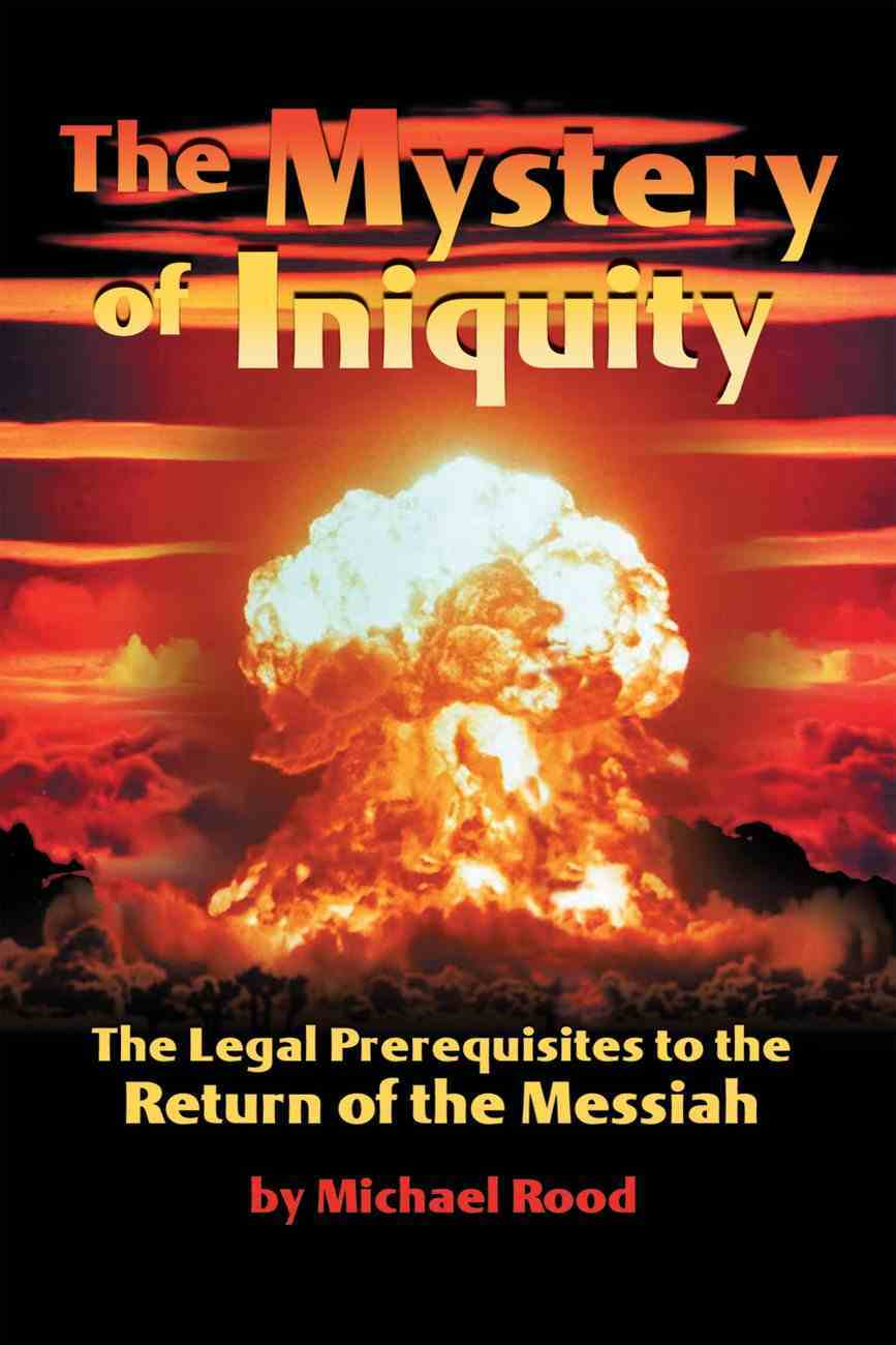 The Mystery of Iniquity eBook