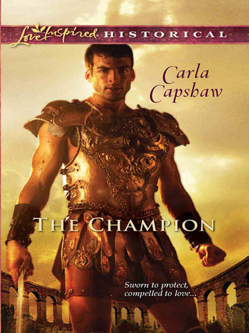 The Champion (Love Inspired Series Historical) eBook
