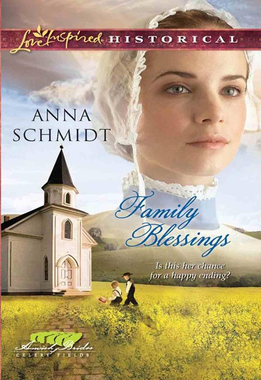 Family Blessings (Love Inspired Historical Series) eBook
