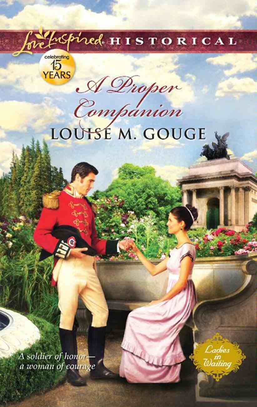 A Proper Companion (Love Inspired Historical Series) eBook