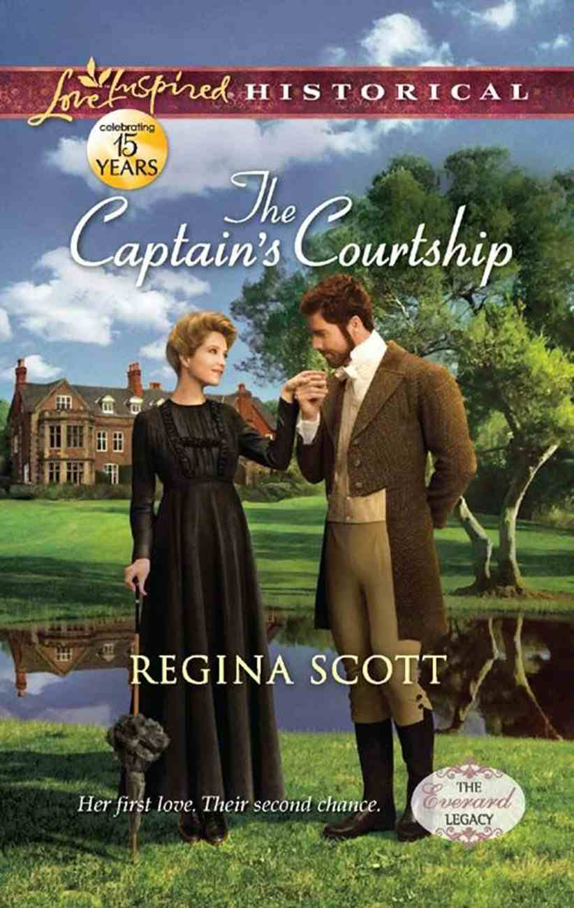 The Captain's Courtship (Love Inspired Series Historical) eBook