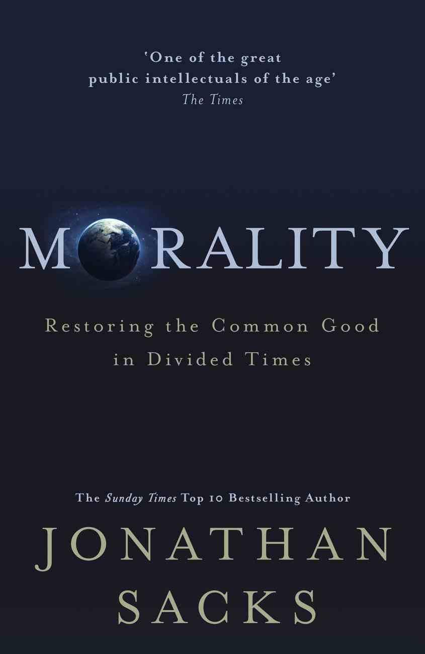 Morality eBook