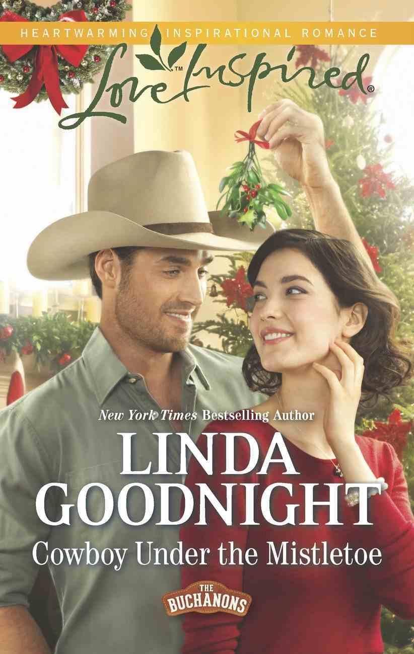 Cowboy Under the Mistletoe eBook
