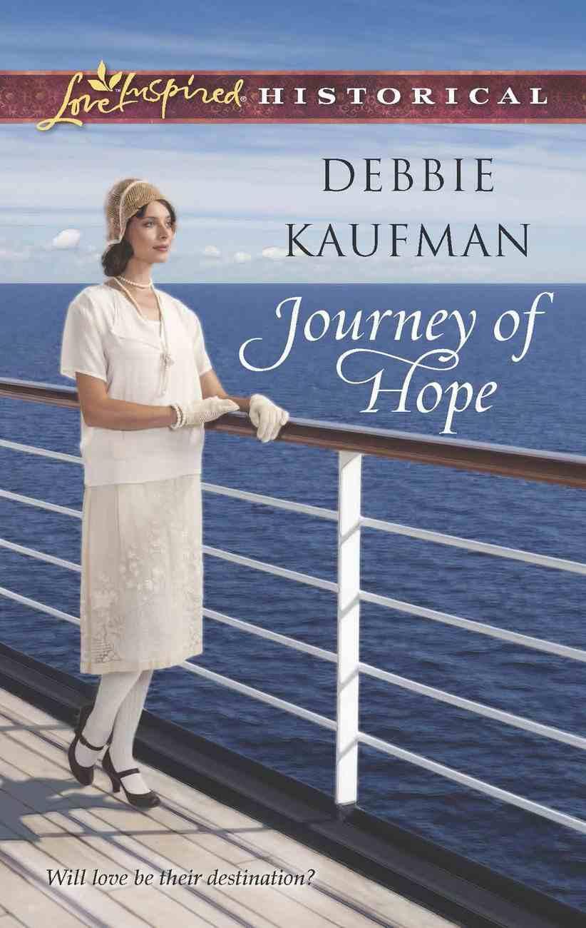 Journey of Hope (Love Inspired Historical Series) eBook