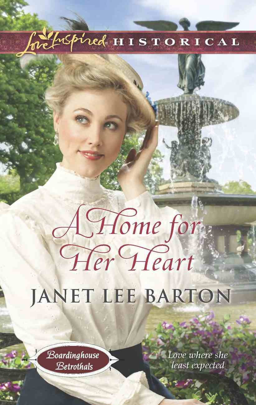 A Home For Her Heart (Love Inspired Historical Series) eBook