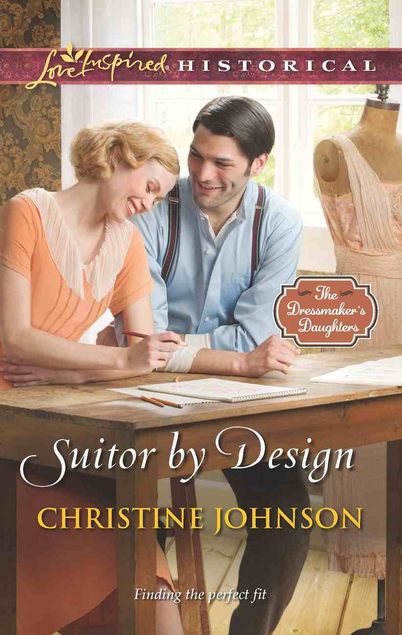 Suitor By Design (Love Inspired Series Historical) eBook