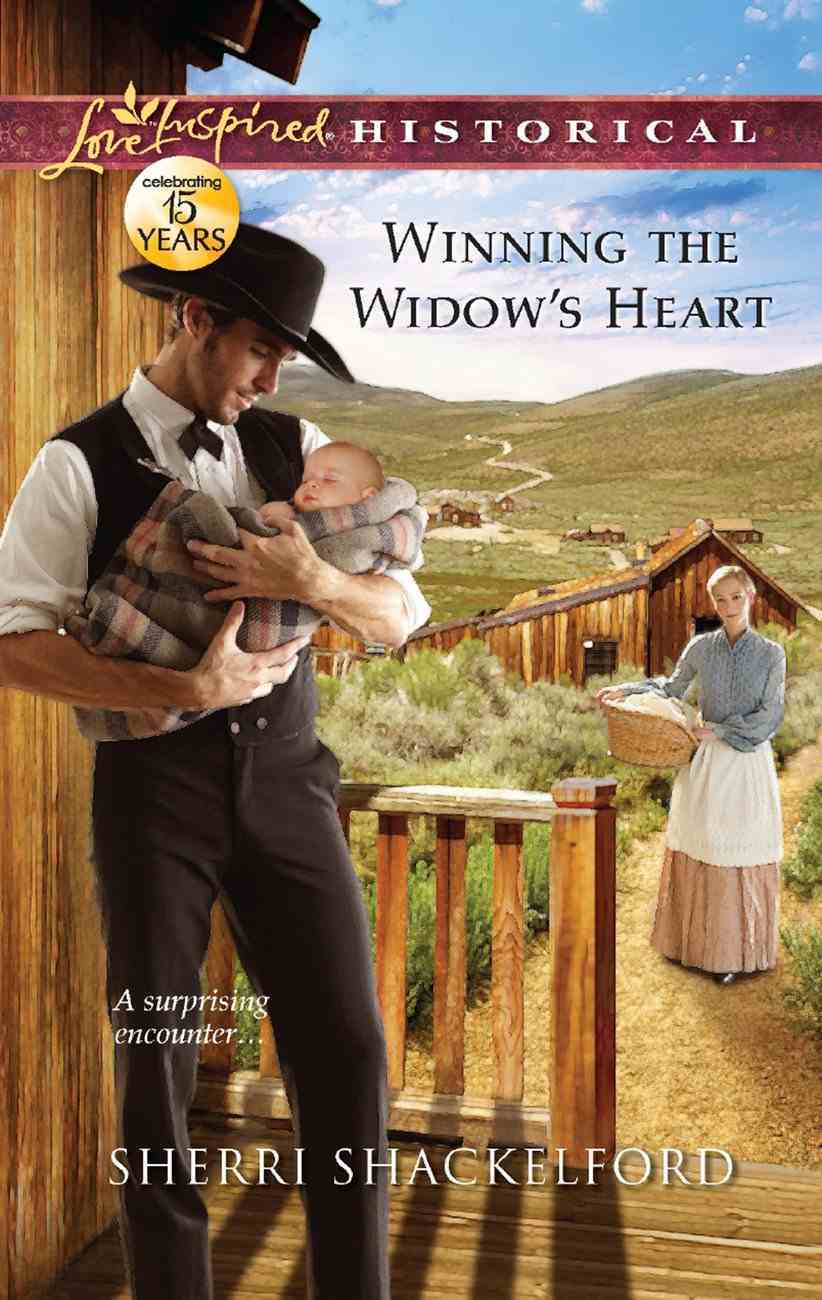 Winning the Widow's Heart (Love Inspired Series Historical) eBook