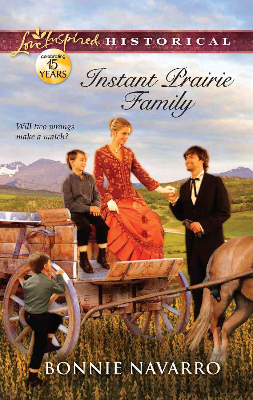 Instant Prairie Family (Love Inspired Historical Series) eBook