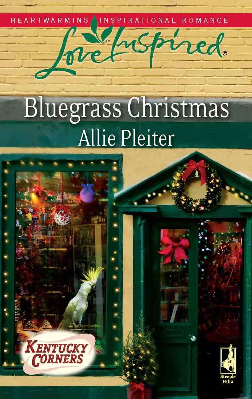 Bluegrass Christmas (Love Inspired Series) eBook
