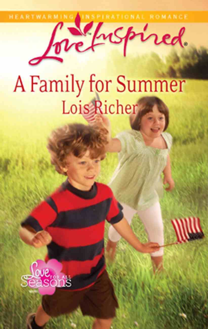 A Family For Summer (Love Inspired Series) eBook