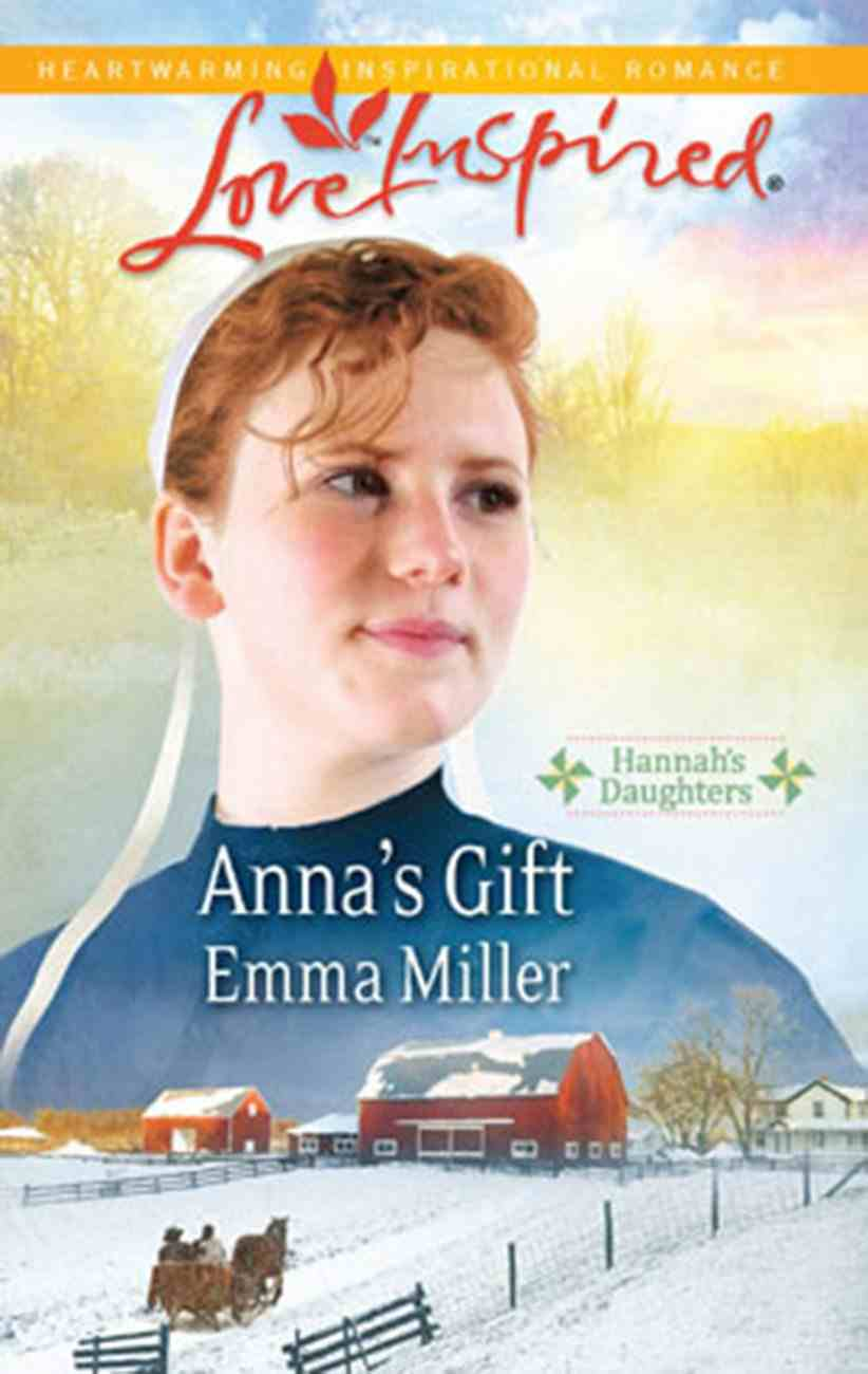 Anna's Gift (Love Inspired Series) eBook