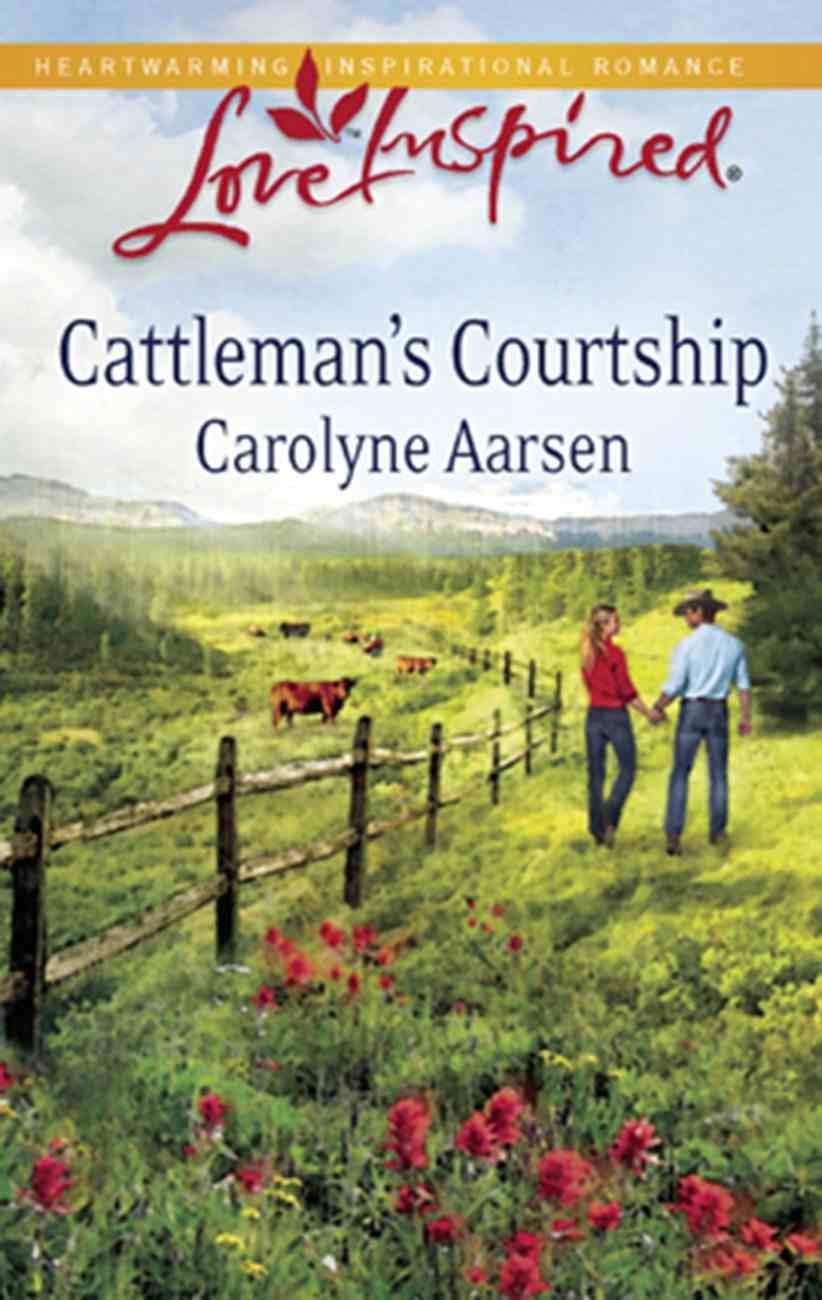Cattleman's Courtship (Love Inspired Series) eBook