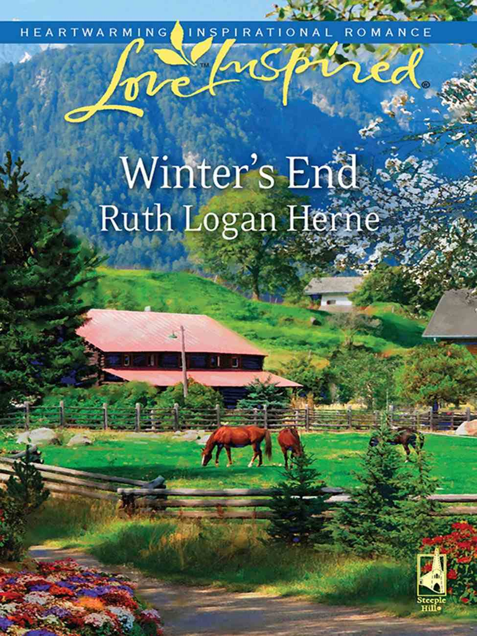 Winter's End (Love Inspired Series) eBook