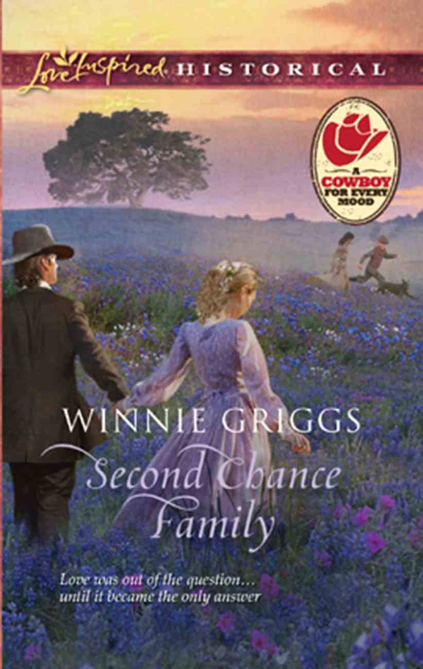 Second Chance Family (Love Inspired Historical Series) eBook