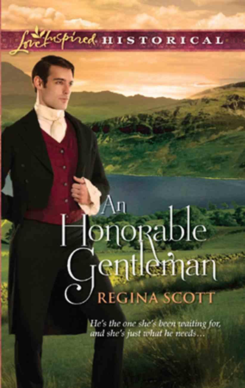 An Honorable Gentleman (Love Inspired Series Historical) eBook