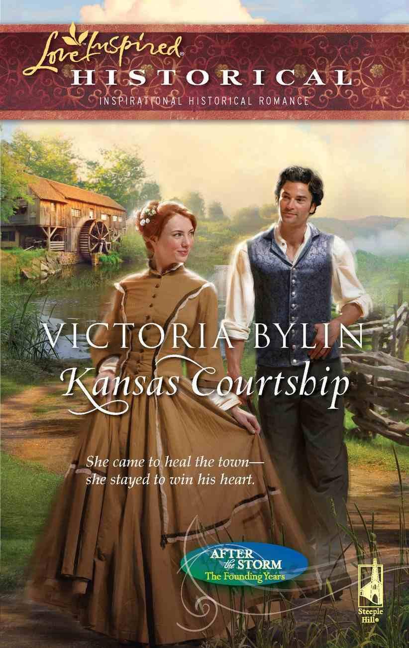 Kansas Courtship (Love Inspired Historical Series) eBook