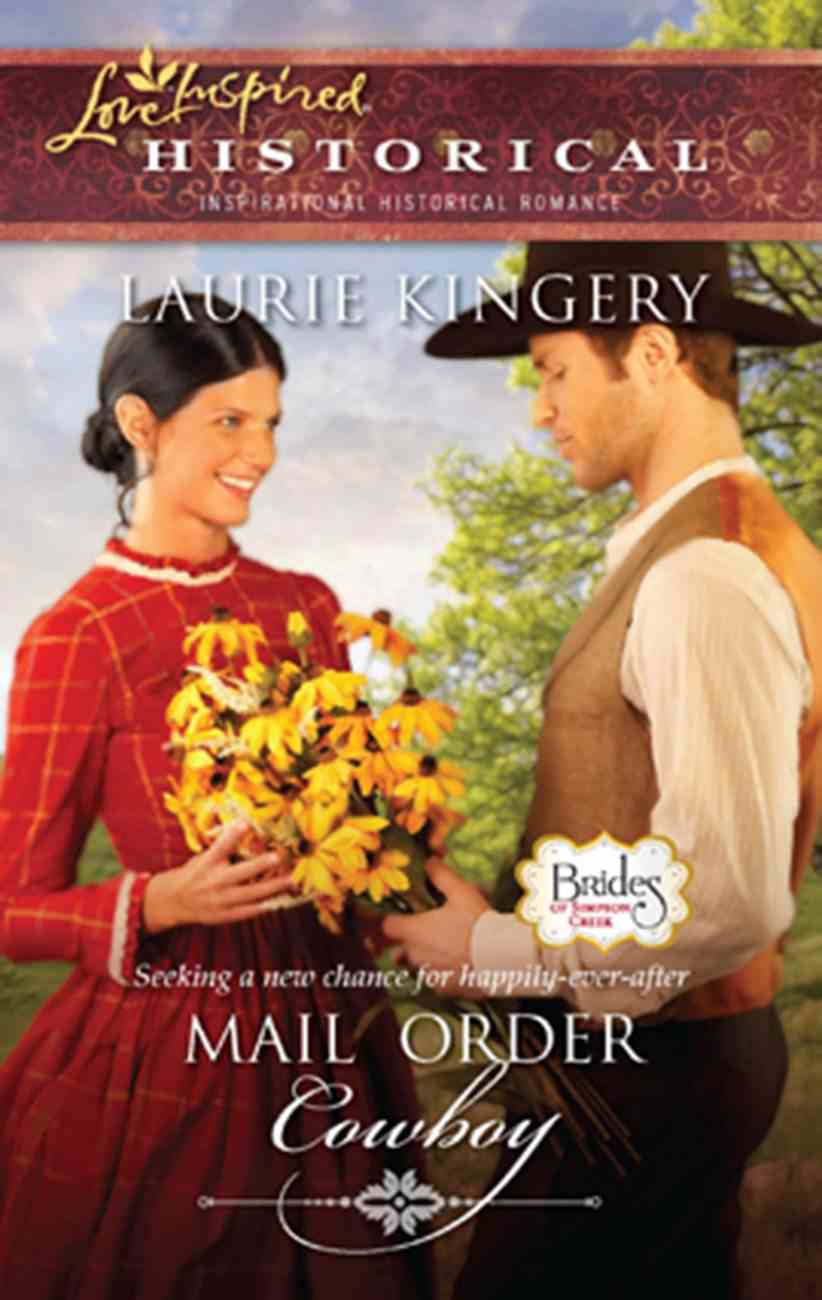 Mail Order Cowboy (Love Inspired Series Historical) eBook