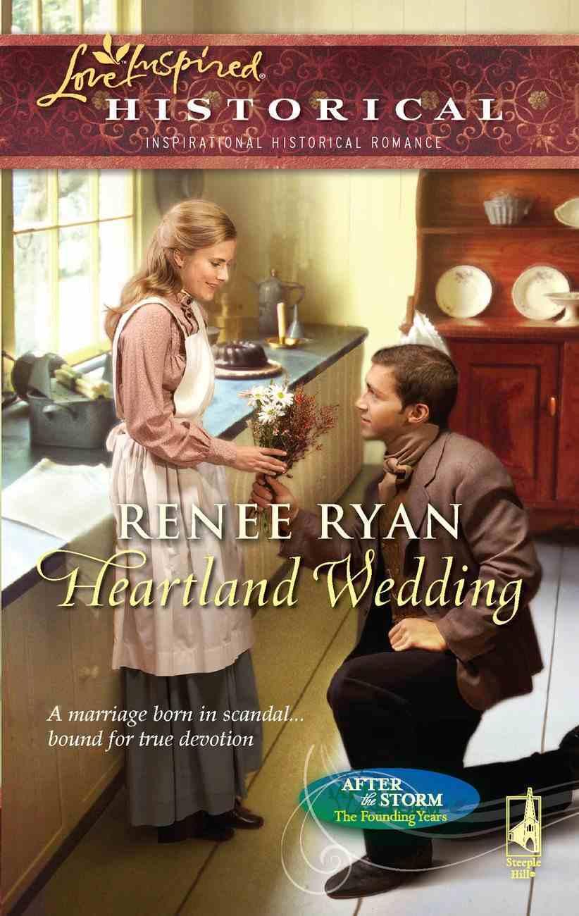 Heartland Wedding (Love Inspired Historical Series) eBook