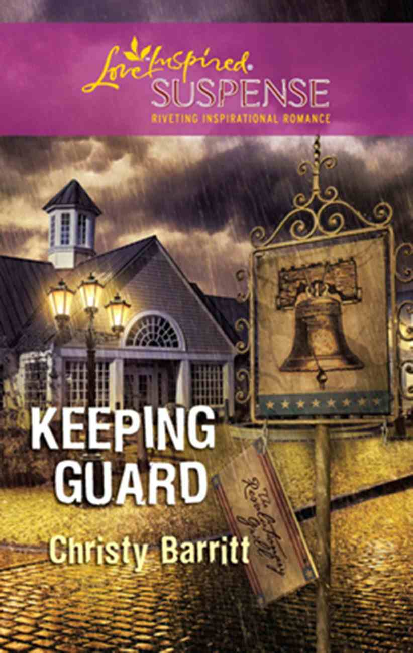 Keeping Guard (Love Inspired Suspense Series) eBook