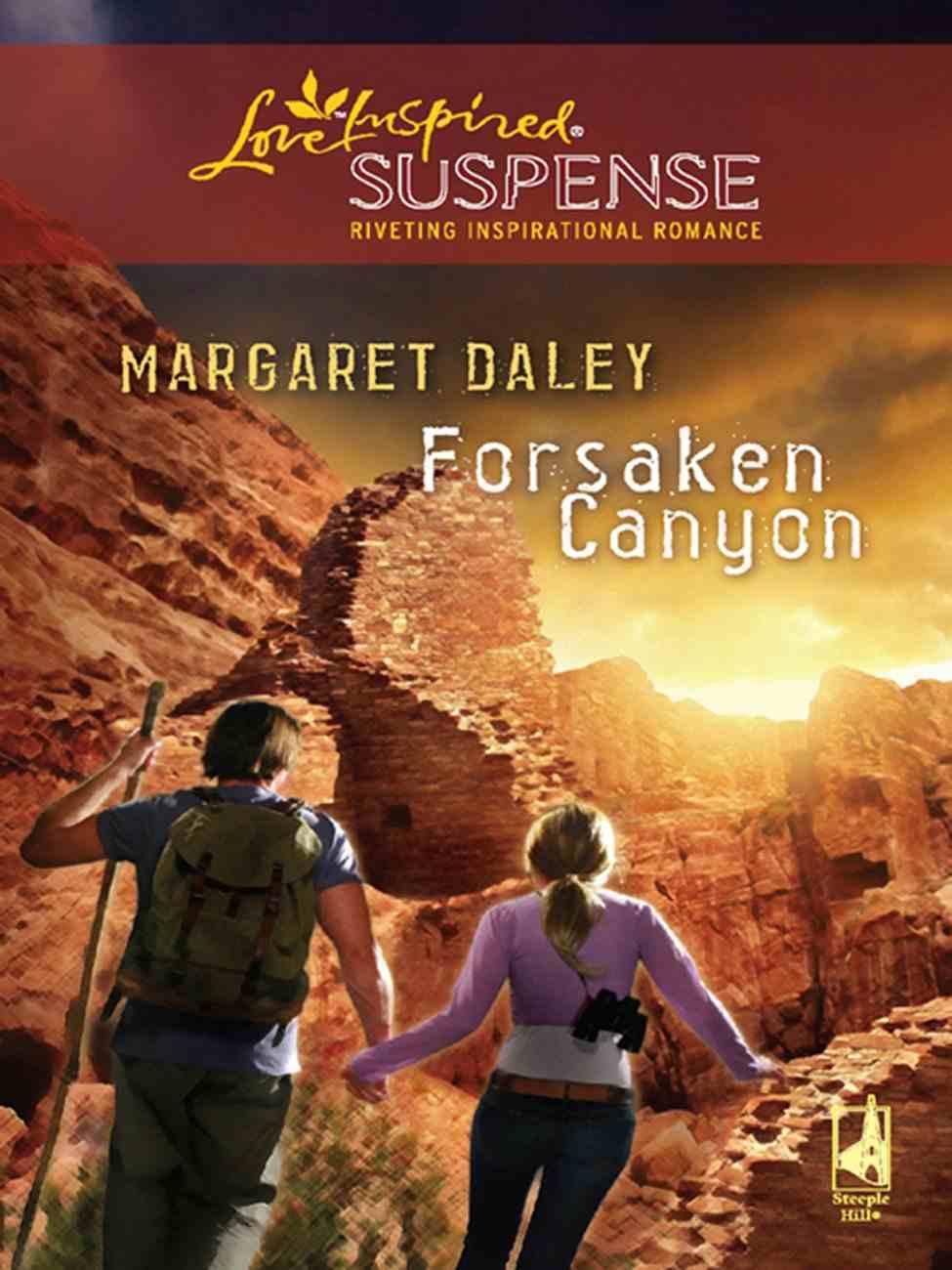Forsaken Canyon (Love Inspired Suspense Series) eBook