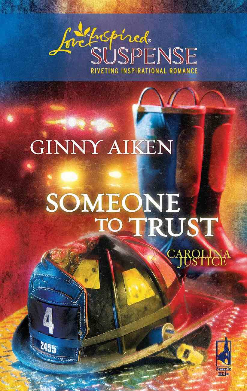 Someone to Trust (Love Inspired Suspense Series) eBook