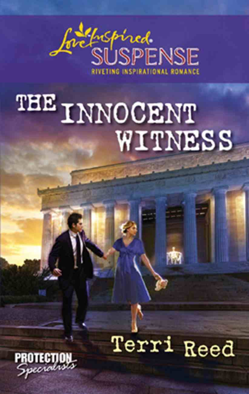 The Innocent Witness (Love Inspired Suspense Series) eBook