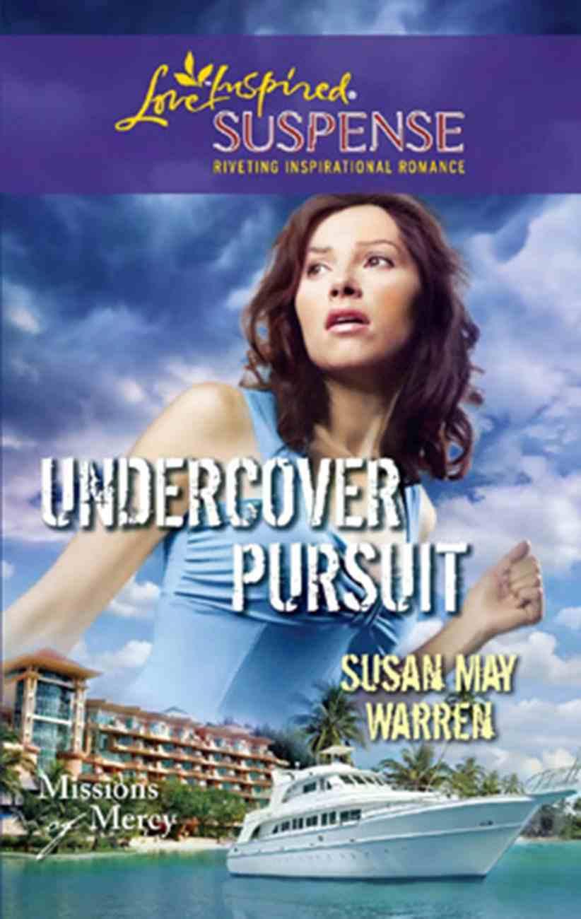 Undercover Pursuit (Love Inspired Suspense Series) eBook