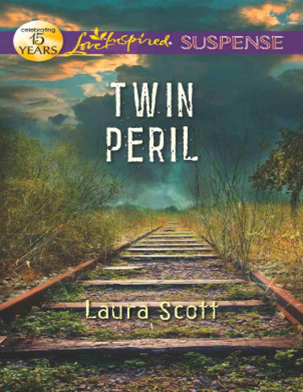 Twin Peril (Love Inspired Suspense Series) eBook