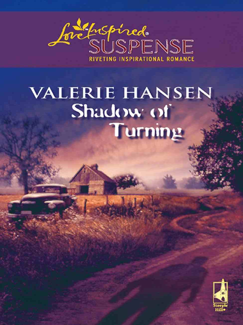 Shadow of Turning (Love Inspired Suspense Series) eBook