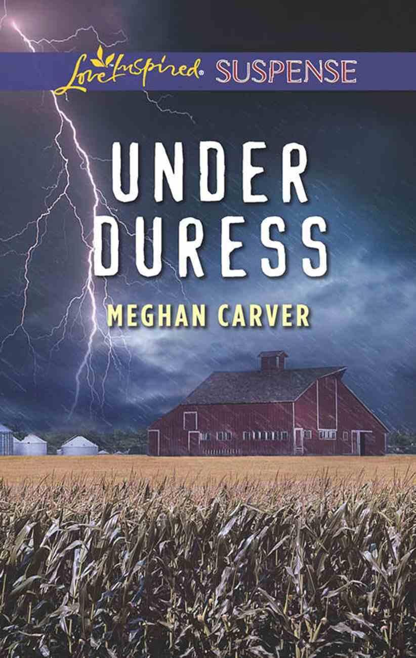 Under Duress (Love Inspired Suspense Series) eBook