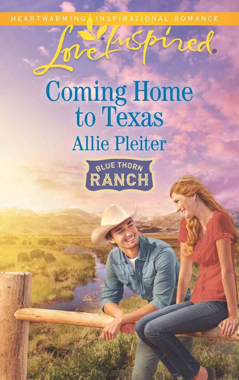 Coming Home to Texas (Love Inspired Series) eBook