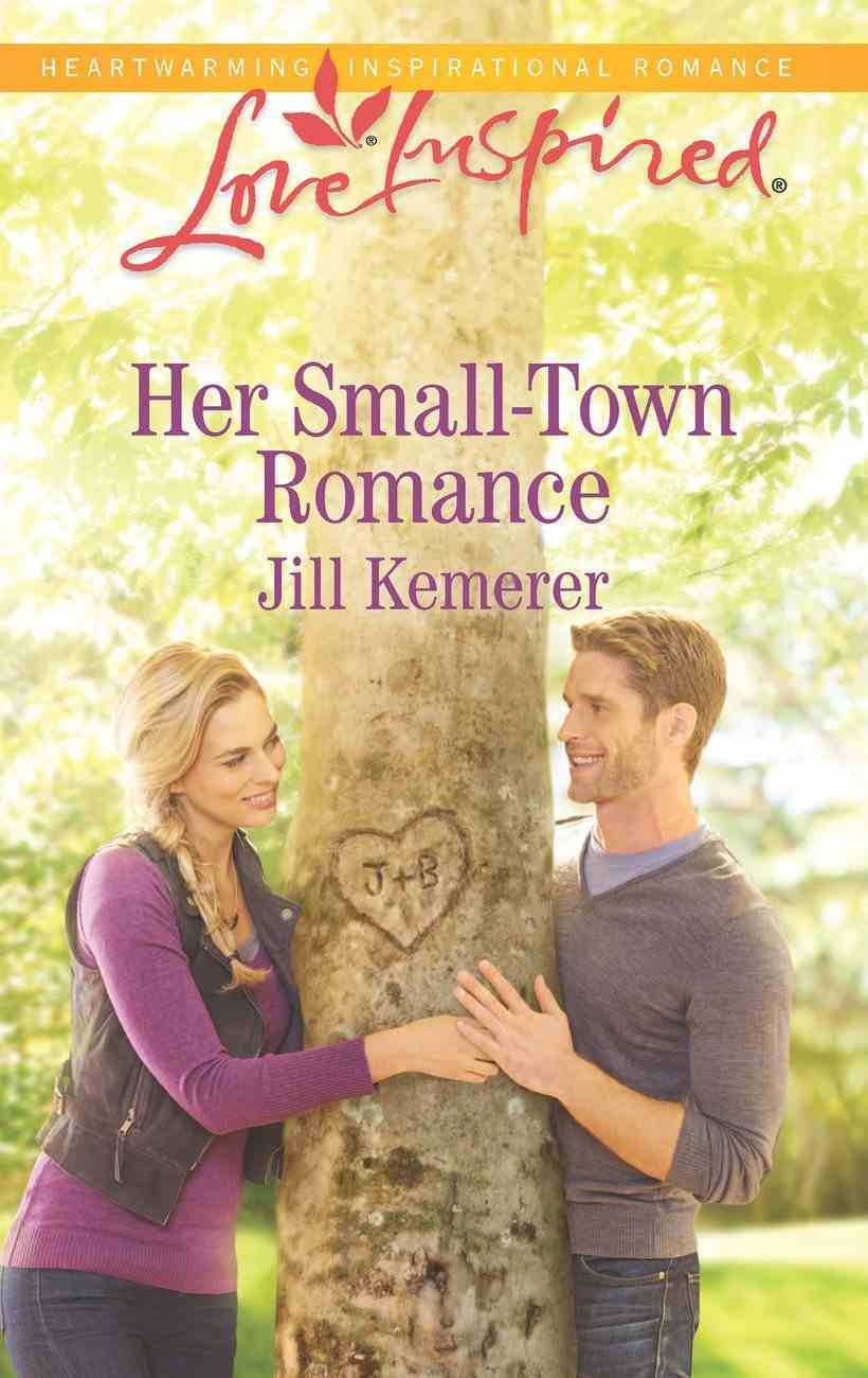 Her Small-Town Romance (Love Inspired Series) eBook