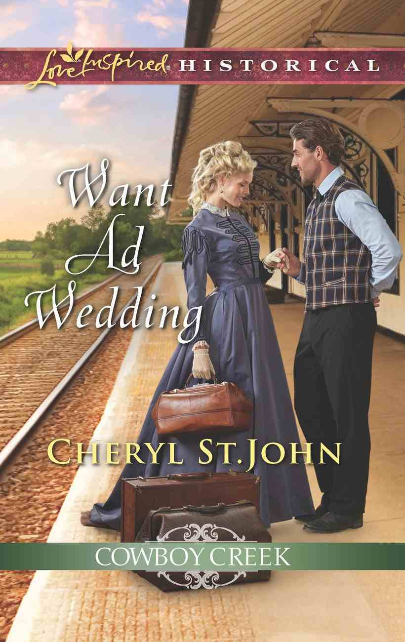 Want Ad Wedding (Love Inspired Series Historical) eBook