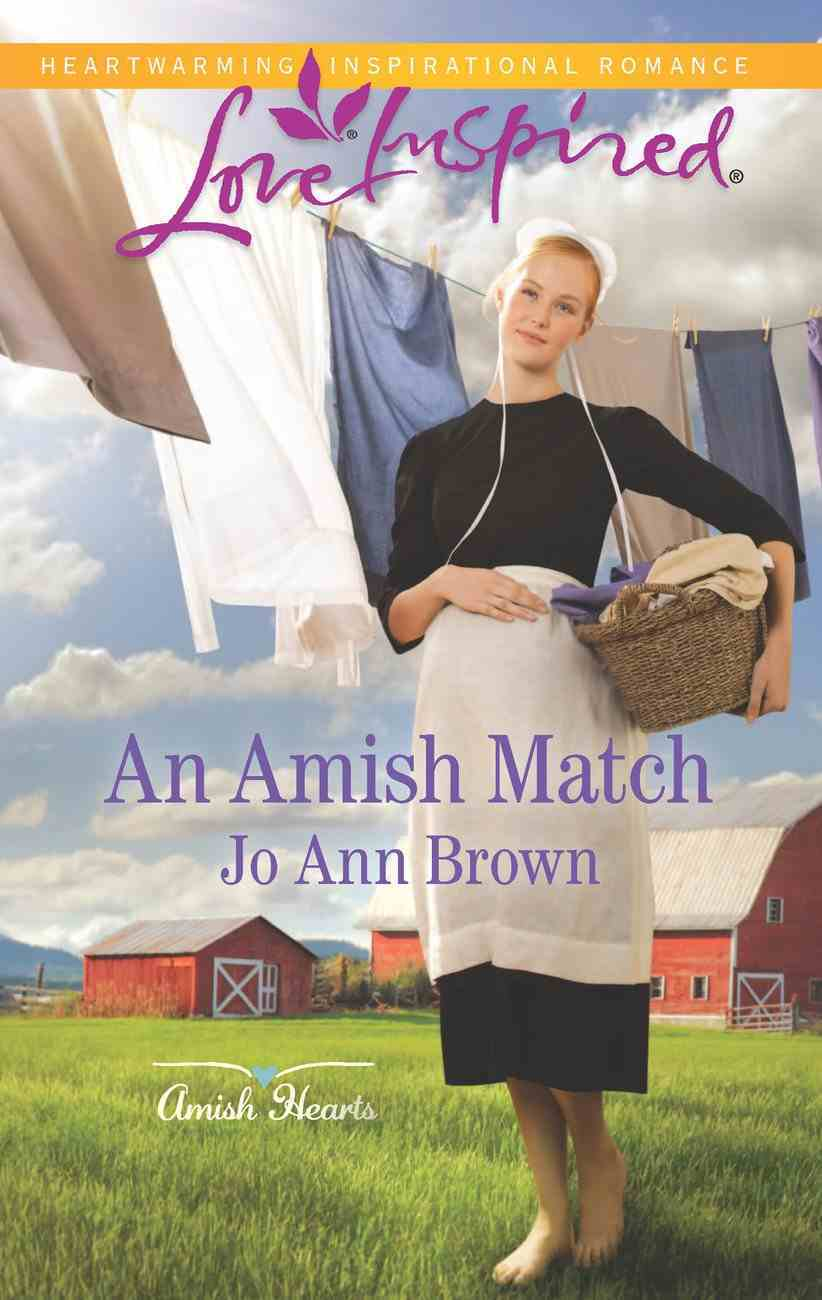 An Amish Match (Love Inspired Series) eBook