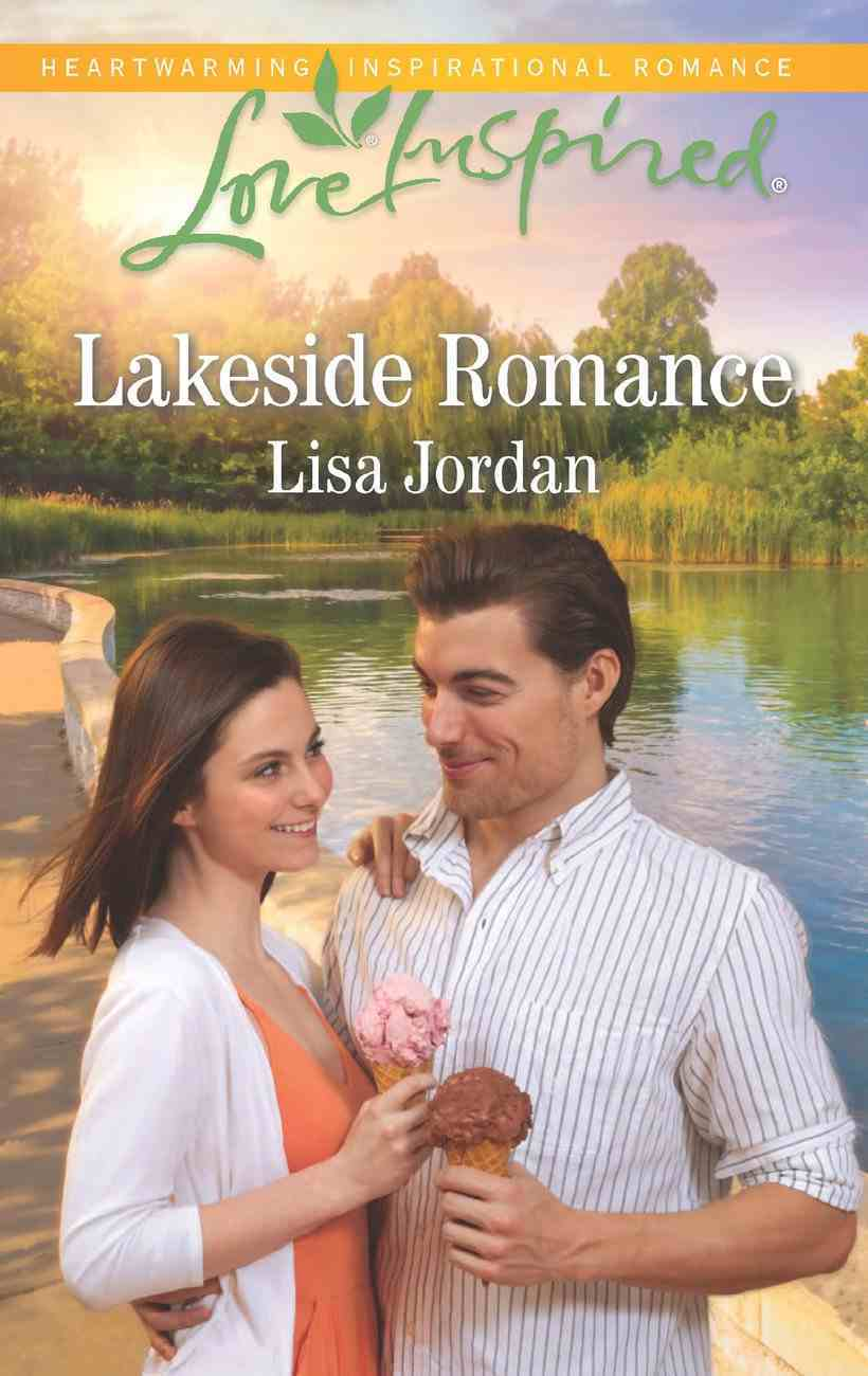 Lakeside Romance (Love Inspired Series) eBook