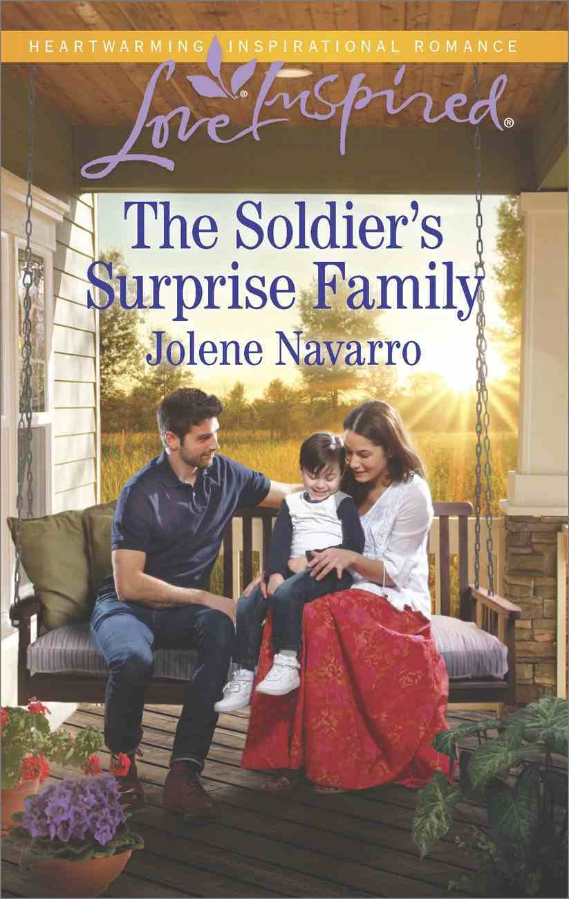 The Soldier's Surprise Family (Love Inspired Series) eBook