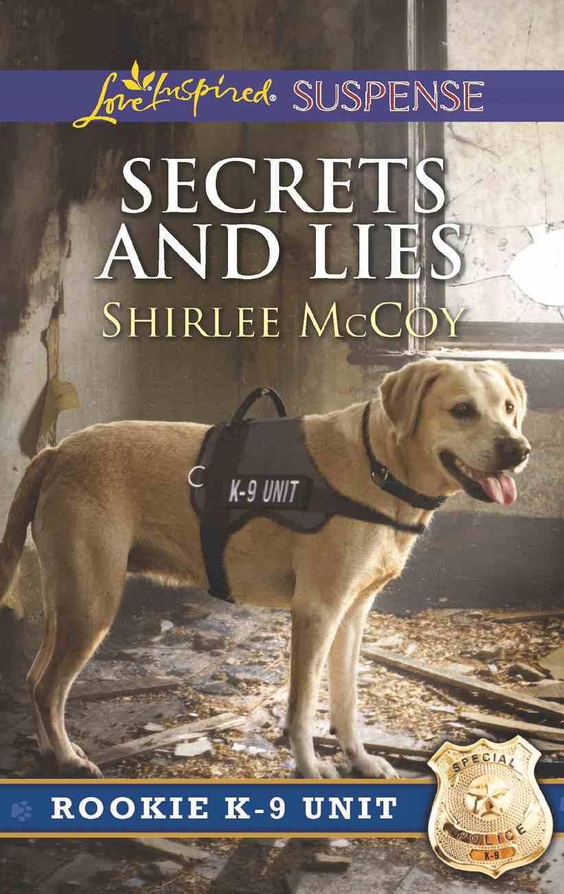 Secrets and Lies (Love Inspired Suspense Series) eBook