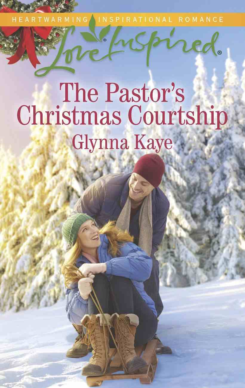 The Pastor's Christmas Courtship (Love Inspired Series) eBook