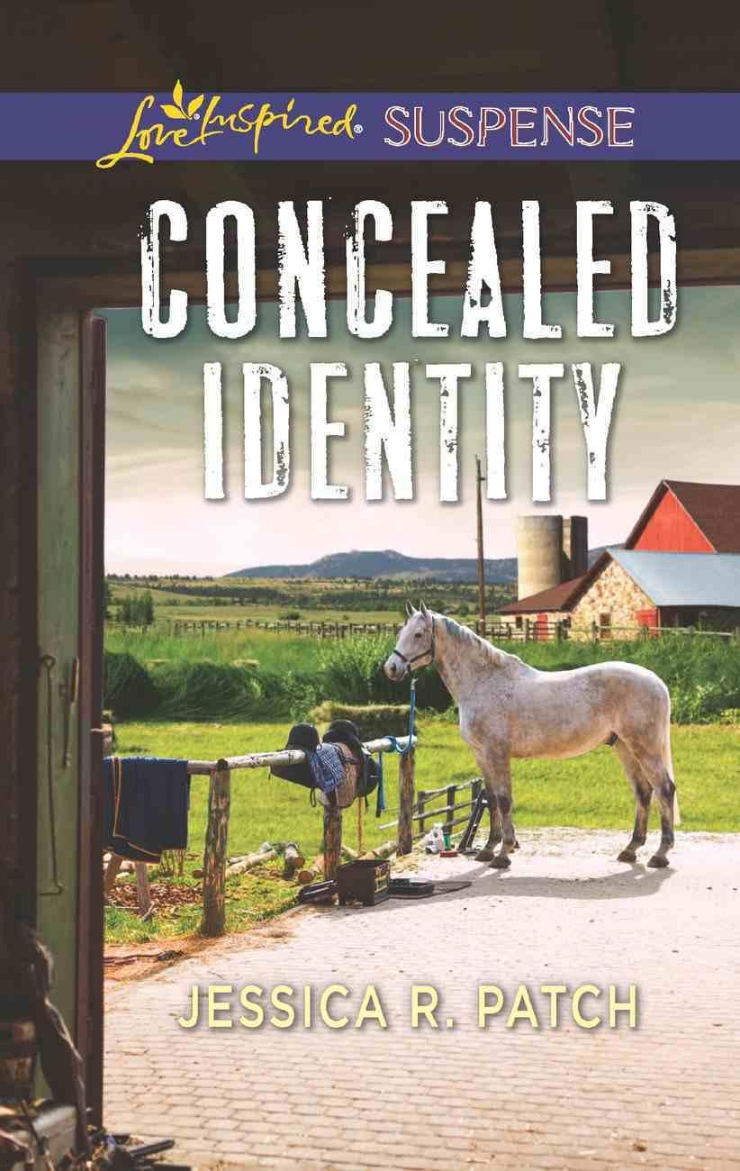 Concealed Identity (Love Inspired Suspense Series) eBook
