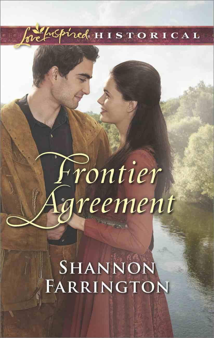 Frontier Agreement (Love Inspired Historical Series) eBook
