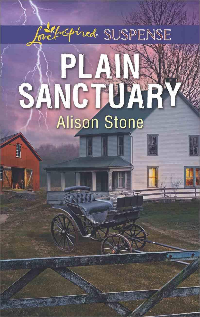 Plain Sanctuary (Love Inspired Suspense Series) eBook
