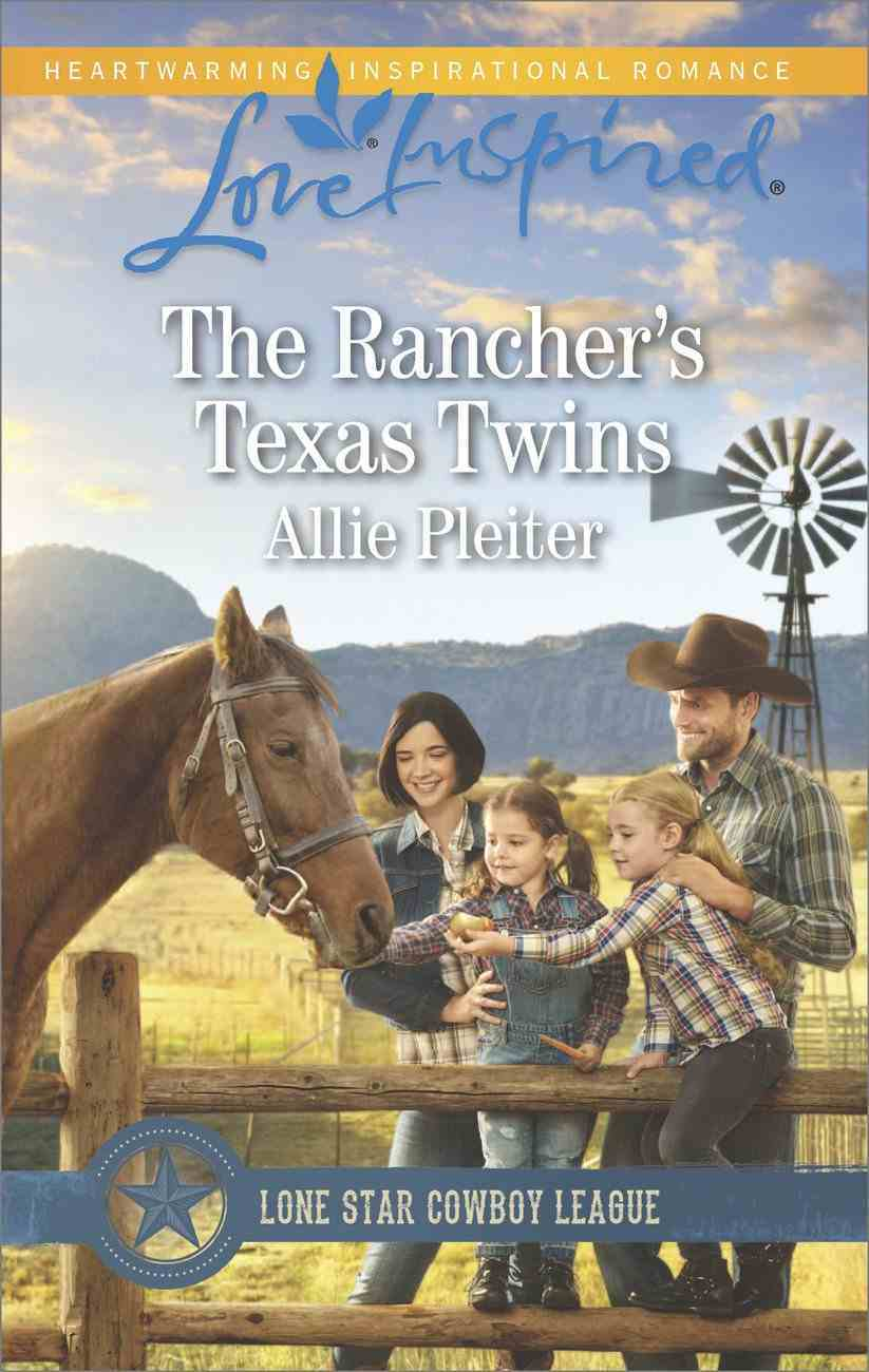 The Rancher's Texas Twins (Love Inspired Series) eBook