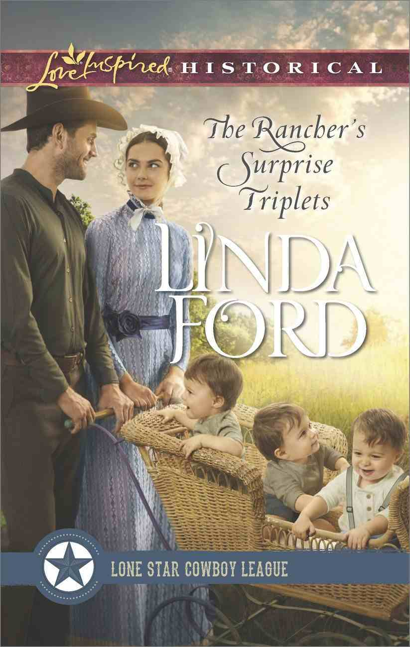 The Rancher's Surprise Triplets (Love Inspired Series Historical) eBook