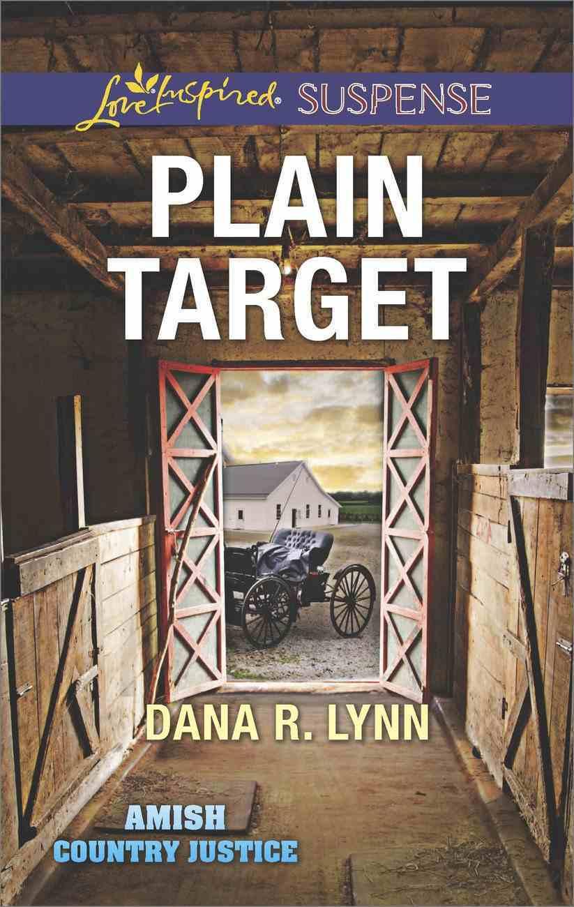Plain Target (Love Inspired Suspense Series) eBook