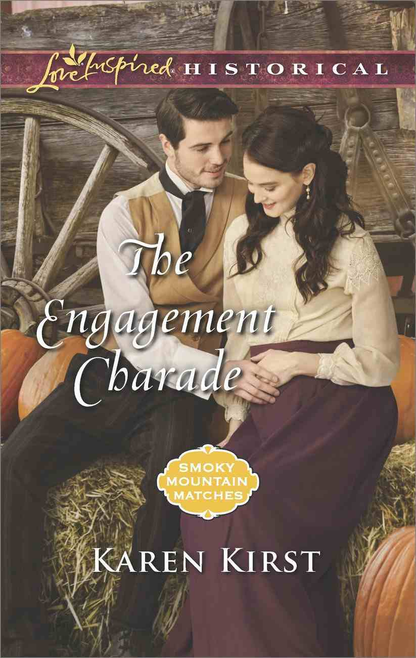 The Engagement Charade (Love Inspired Series Historical) eBook