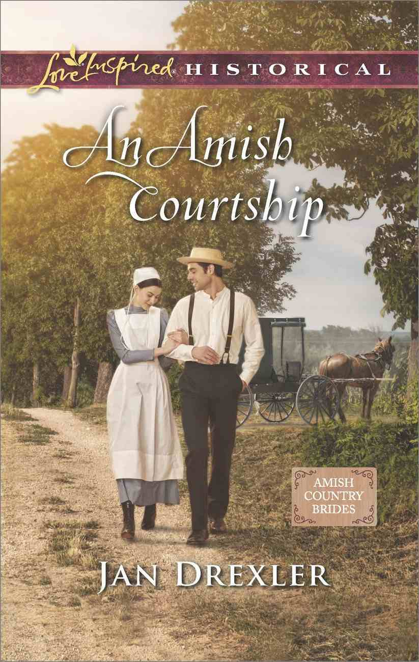 An Amish Courtship (Love Inspired Series Historical) eBook