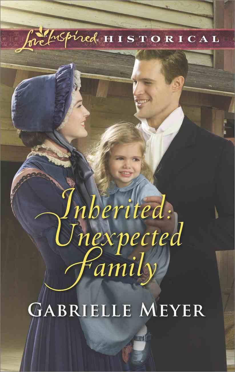 Inherited (Love Inspired Historical Series) eBook